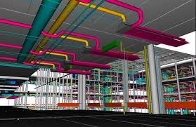 Tietomallintaminen on LVI-suunnittelussa arkipäivää.