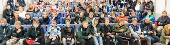 Avoimet työmaat Lappeenrannassa 27.10.2015